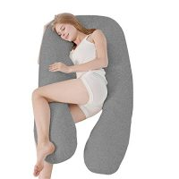 Angel Pregnancy Pillow: Premium U-Shaped Maternity Pillow