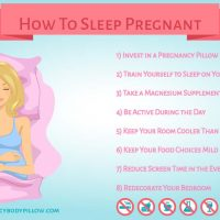 How to Sleep Pregnant