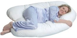 Leachco Snoogle Total Body Pillow Review Best Pregnancy